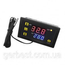 Терморегулятор, термостат -55 ... + 120C (W3230) AC220V