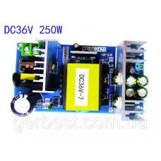 Импульсный Блок питания, AC-DC преобразователь 220-36V 7А 250W