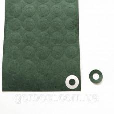 Бумажная изоляционная прокладка для аккумуляторов 18650 (100 шт.)